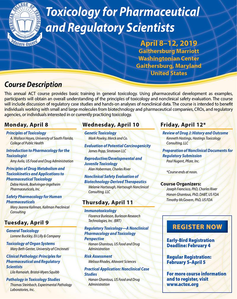 TPRS: April 8-12, 2019