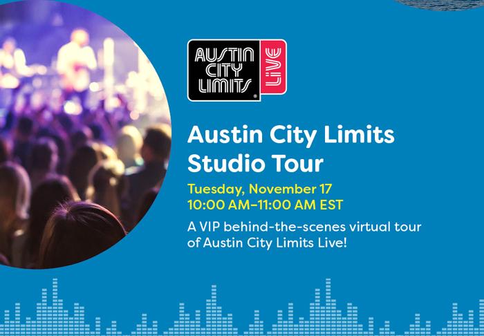 ACT 41st Annual Meeting - Austin City Limits Studio Tour