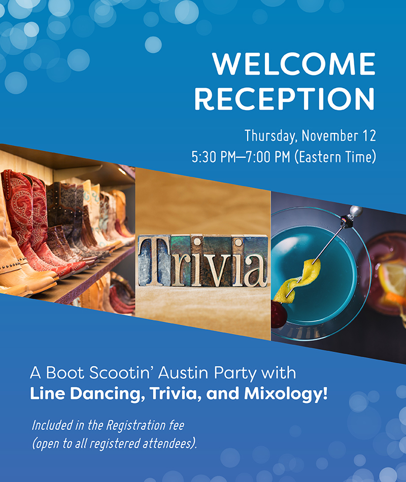 ACT 41st Virtual Annual Meeting - Welcome